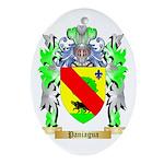 Paniagua Oval Ornament
