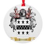 Pancoast Round Ornament
