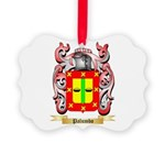 Palumbo Picture Ornament