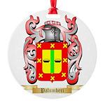 Palumberi Round Ornament