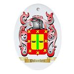 Palumberi Oval Ornament