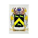Palphramand Rectangle Magnet (100 pack)