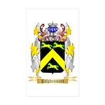 Palphramand Sticker (Rectangle 50 pk)
