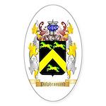 Palphramand Sticker (Oval 50 pk)