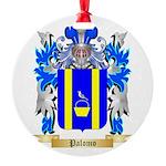 Palomo Round Ornament