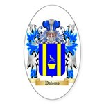 Palomo Sticker (Oval)