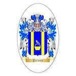 Palomo Sticker (Oval 50 pk)