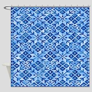 Nordica Shower Curtain