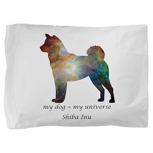 SHIBA INU Pillow Sham