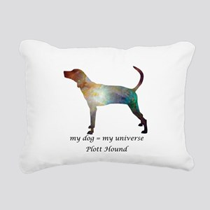 PLOTT HOUND Rectangular Canvas Pillow