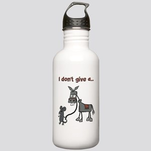 I dont give a... Water Bottle