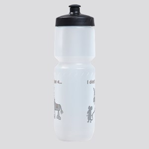 I don't give a... Sports Bottle