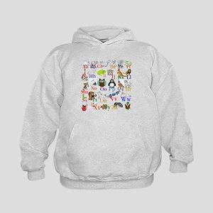 Alphabet Animals Sweatshirt