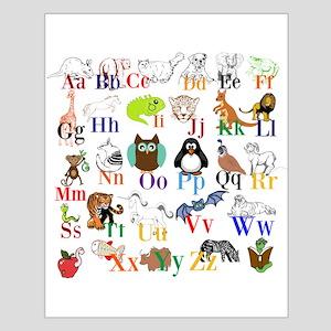 Alphabet Animals Posters
