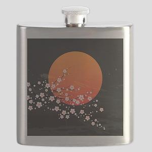 Asian Night Flask