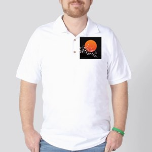 Asian Night Golf Shirt