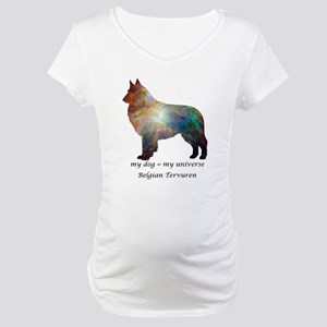 BELGIAN TERVUREN Maternity T-Shirt