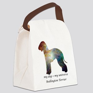 BEDLINGTON TERRIER Canvas Lunch Bag
