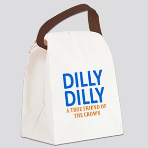 Dilly Dilly A True friend of the Canvas Lunch Bag