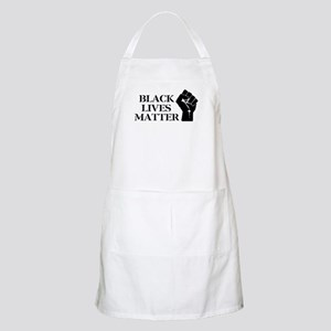 Black Lives Matter - Raised Clenched Fist Apron