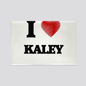 I Love Kaley Magnets