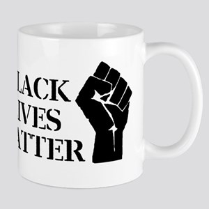 Black Lives Matter - Raised Clenched Fist Mugs