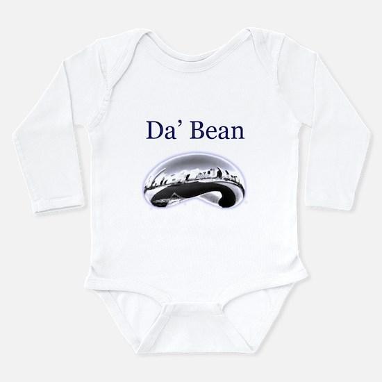 Cute Bears Long Sleeve Infant Bodysuit