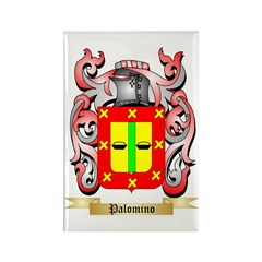 Palomino Rectangle Magnet (10 pack)