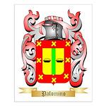 Palomino Small Poster