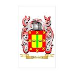 Palomero Sticker (Rectangle 50 pk)