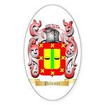 Palomer Sticker (Oval 50 pk)