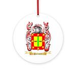 Palomer Round Ornament