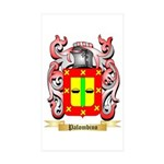 Palombino Sticker (Rectangle 10 pk)