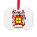 Palombino Picture Ornament