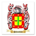 Palombini Square Car Magnet 3