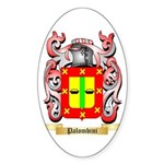 Palombini Sticker (Oval 50 pk)