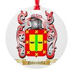 Palombella Round Ornament