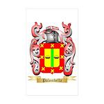 Palombella Sticker (Rectangle 10 pk)