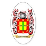 Palombella Sticker (Oval)