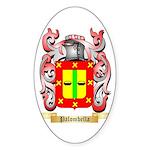 Palombella Sticker (Oval 50 pk)