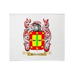 Palombella Throw Blanket
