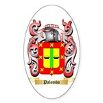 Palomba Sticker (Oval 50 pk)