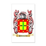 Palomares 35x21 Wall Decal