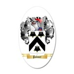 Palmer (English) 35x21 Oval Wall Decal