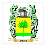 Palma Square Car Magnet 3