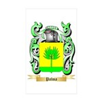 Palma Sticker (Rectangle 10 pk)