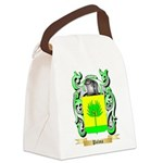 Palma Canvas Lunch Bag
