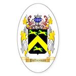 Palfreyman Sticker (Oval 50 pk)