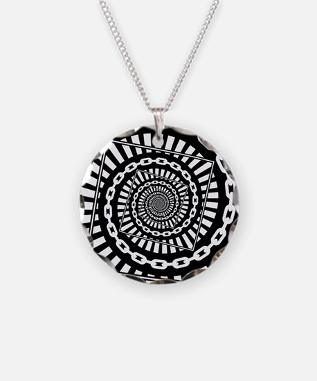Disc Golf Chains Necklace
