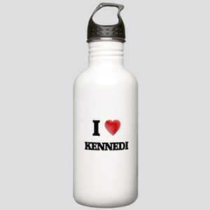 I Love Kennedi Stainless Water Bottle 1.0L